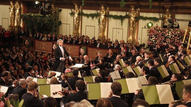 Le concert du Nouvel An du Philharmonique de Vienne devra se faire dans le respect des normes sanitaires pour cette édition 2021 historique.