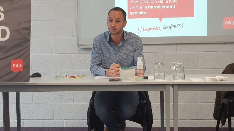 Elections au Conseil d'Etat 2021: les 3 promesses de campagne de Mathias Reynard [1/8]