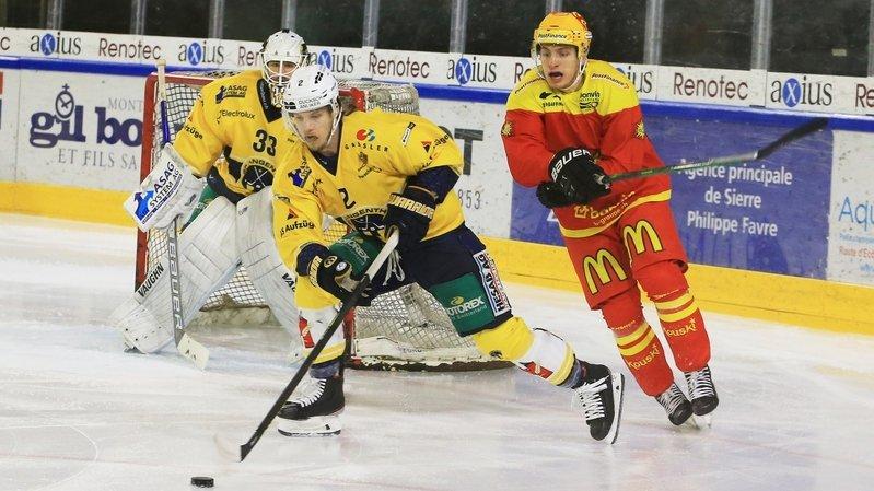 Hockey: le HC Sierre conclut remarquablement l'année