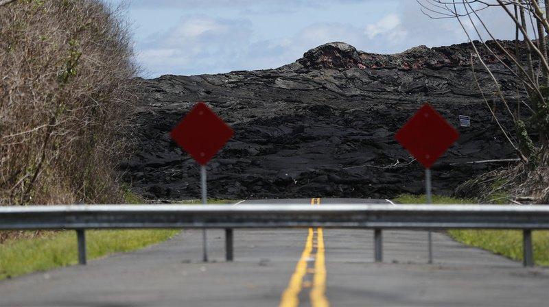 Etats-Unis – Hawaï: le volcan Kilauea en éruption