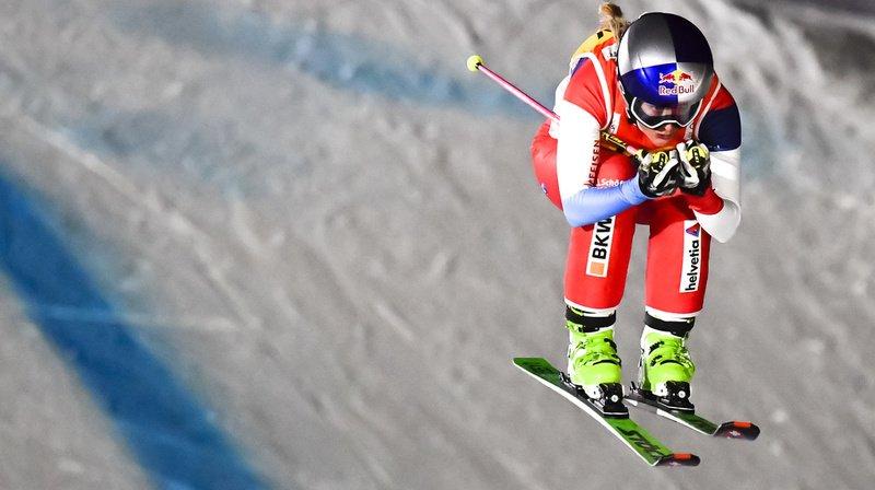 Skicross à Val Thorens (F): Fanny Smith termine au 5e rang, Ryan Regez 2e