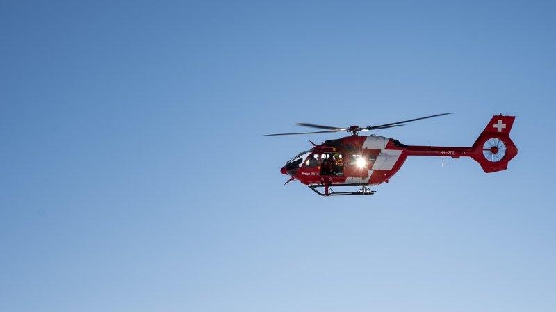 Vaud: une avalanche aurait emporté plusieurs personnes aux Rochers-de-Naye