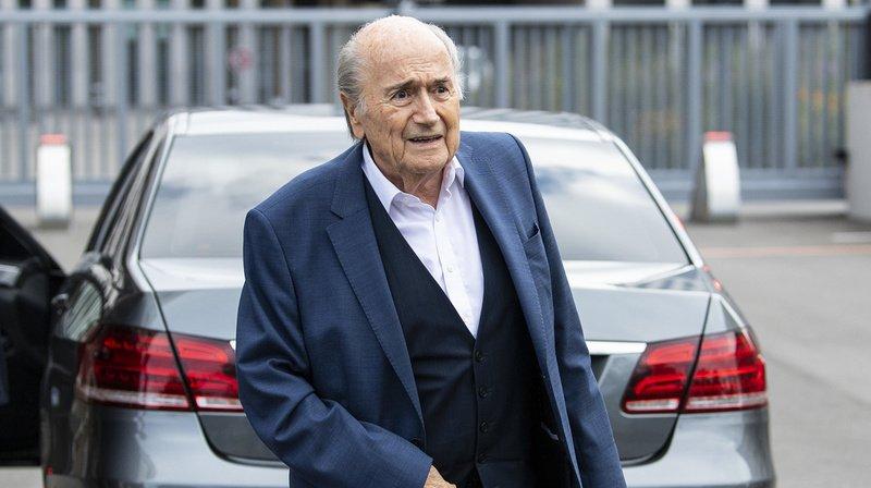 Pour l'avocat de Sepp Blatter, ces accusations sont sans fondement (archive).