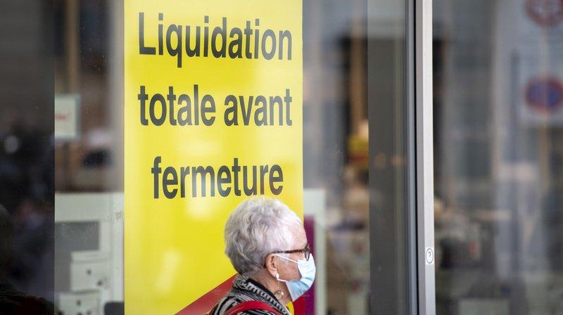Coronavirus: la Suisse ne connaît pas de vague de faillites des PME pour l'instant