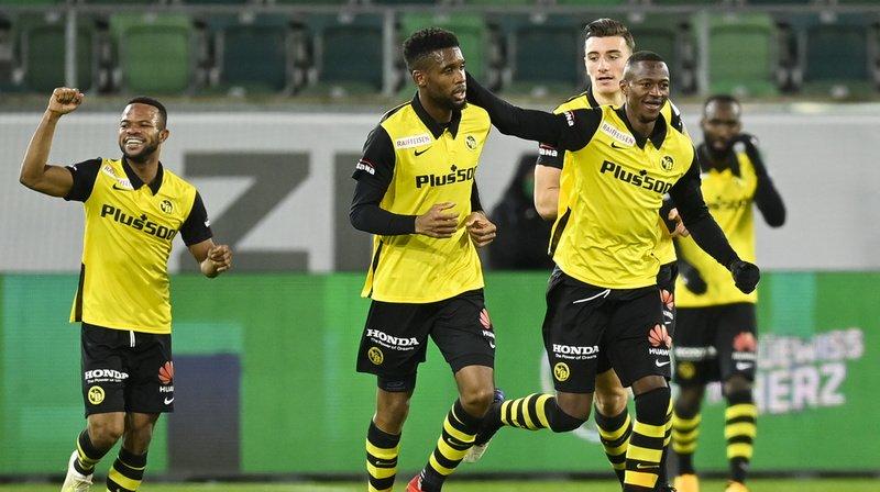 Football – Super League: Young Boys s'impose face à Saint-Gall