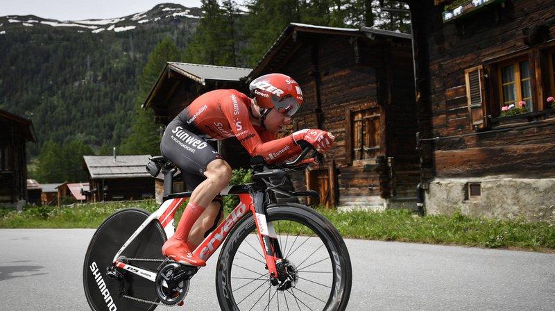 Cyclisme: le Suisse Marc Hirschi est pressenti chez UAE Team Emirates