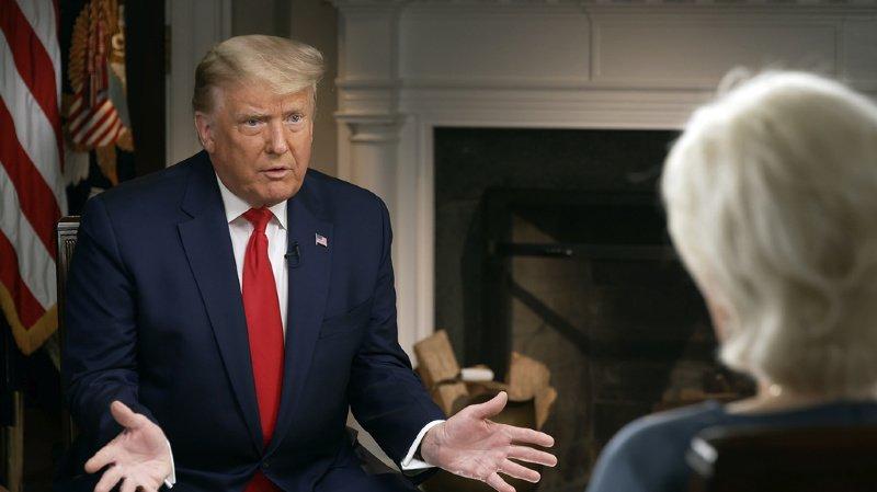Etats-Unis: Trump demande à un responsable de «trouver» des bulletins à son nom