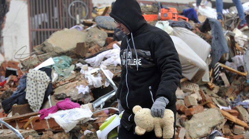 Croatie: nouvelles secousses au lendemain d'un séisme meurtrier, journée de deuil national décrétée