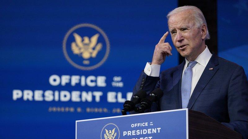 Présidentielle américaine: la victoire de Joe Biden proclamée, Trump promet une «transition ordonnée»