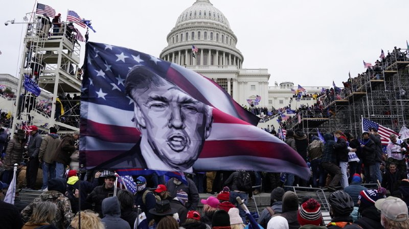 Invasion du Capitole : que va-t-il se passer pour Donald Trump ?