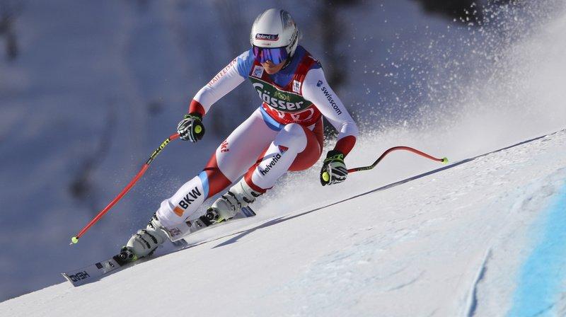 Ski alpin – Descente: Corinne Suter 6e à Sankt-Anton, victoire de Sofia Goggia
