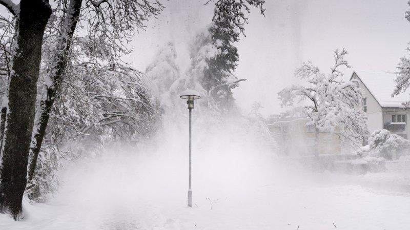 Météo: nuit la plus froide de l'hiver dans certaines régions de Suisse
