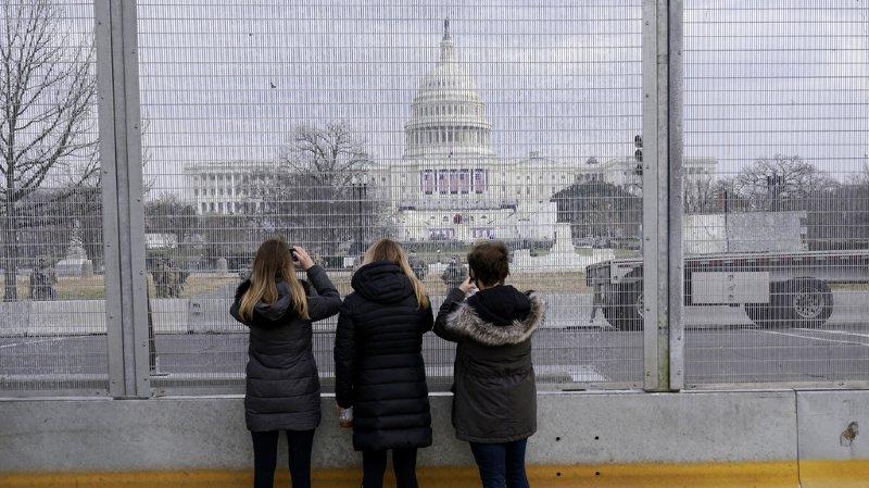 Etats-Unis: la Suisse invite les voyageurs à la prudence après l'assaut du Capitole