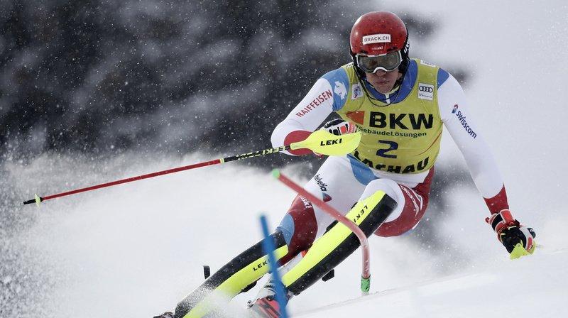 Meilleur Suisse du jour, Ramon Zenhäusern finit 6e.