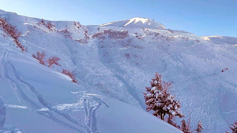 Avalanches: trois morts en Suisse alémanique ce week-end