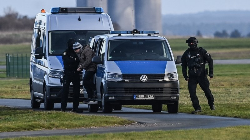 Allemagne: un tueur antisémite et raciste jugé et puni