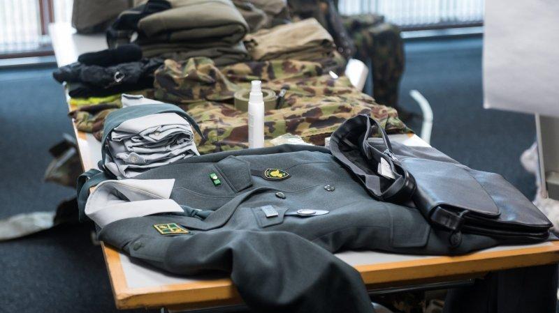 Armée: 5000 recrues commencent leur formation militaire à distance