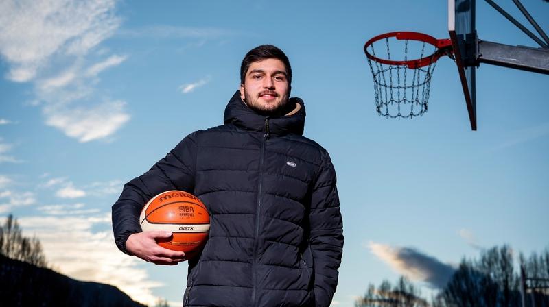 Thomas Salman, un travailleur qui a le basket dans les gènes