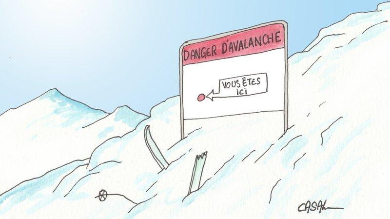 Avalanches: «la situation reste vraiment préoccupante»