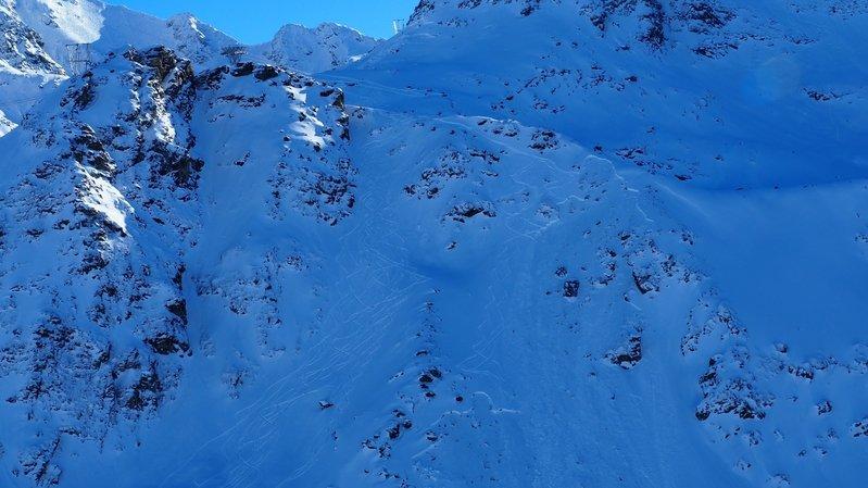 Avalanche à Siviez : une personne est décédée