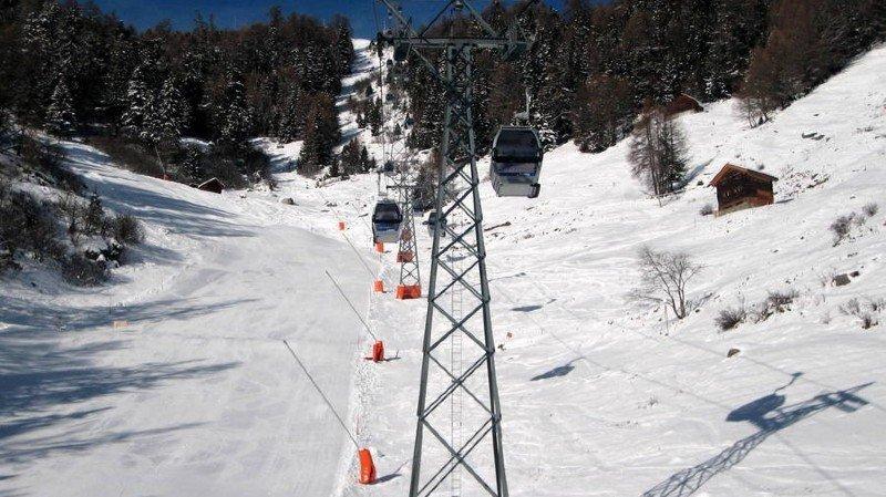 Suisses favorables à la fermeture des stations de ski: le sondage qui fait réagir en Valais