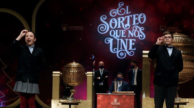 Espagne: 2,4 milliards d'euros de gains pour la traditionnelle loterie d'El Gordo