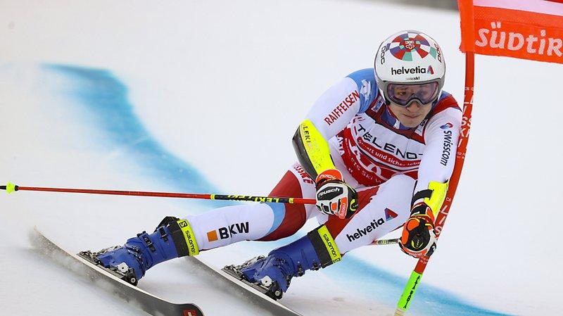 Alexis Pinturault s'offre la première place à Alta Badia — Ski alpin