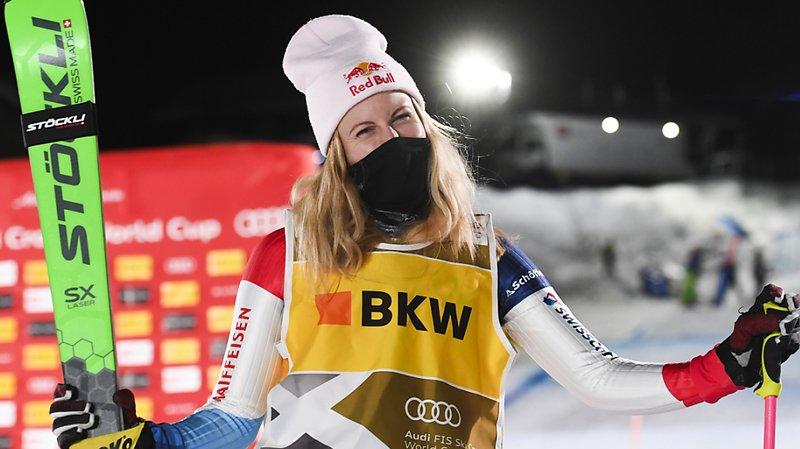 Ski cross en Suède: un 26e succès pour Fanny Smith