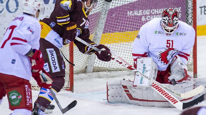 Hockey sur glace: Lausanne plus fort que Genève-Servette, Bienne crée la surprise à Zurich