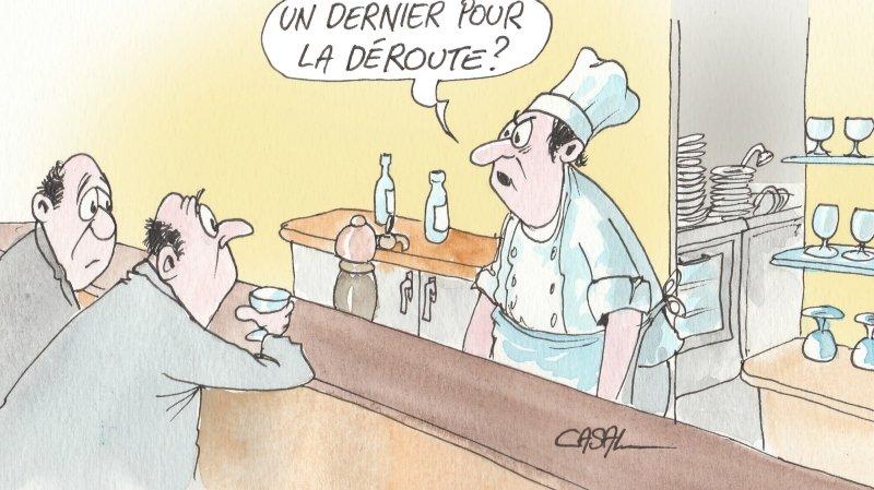 Coronavirus: la fermeture des restaurants inquiète et agace le tourisme valaisan