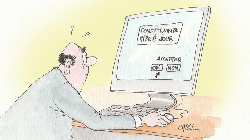 Constitution cantonale: 7424 Valaisans donnent leur avis