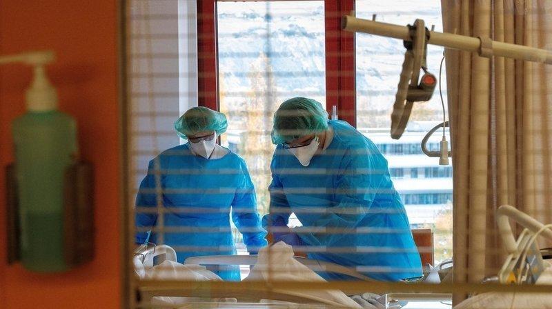 L'Hôpital du Valais réduit le nombre de lits en soins aigus dédiés au coronavirus