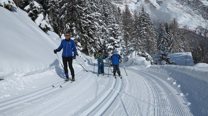 Nos suggestions pour pratiquer des sports d'hiver didactiques