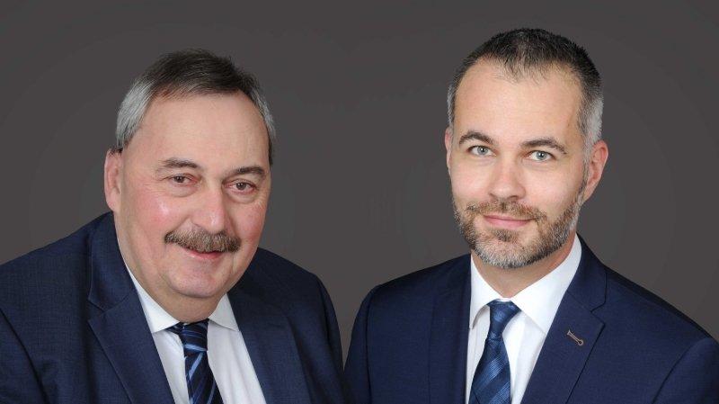 Valais: nouveau directeur pour les entreprises