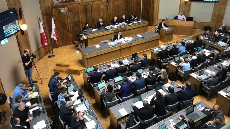 Grand Conseil: 301 candidat.e.s en lice en Valais