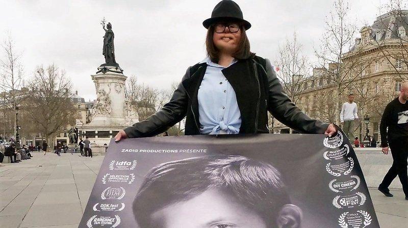 Jenny avait été à Paris l'an dernier pour l'avant-première du film.