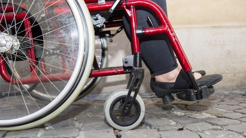 Les personnes handicapées ont également besoin d'une diversification des logements.