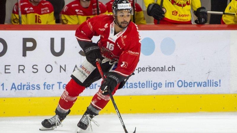 Hockey: battu par Langenthal, le HC Viège peut s'en vouloir