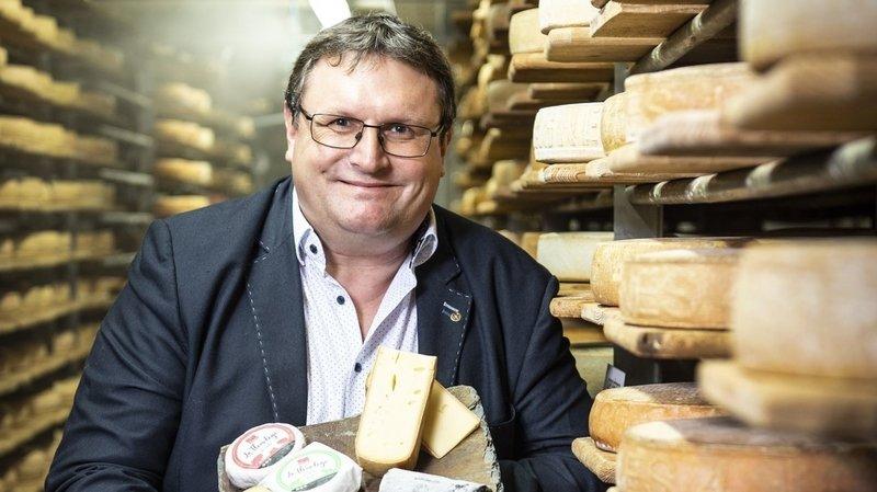 Cuisiner est le loisir préféré de Jean-Philippe Lonfat