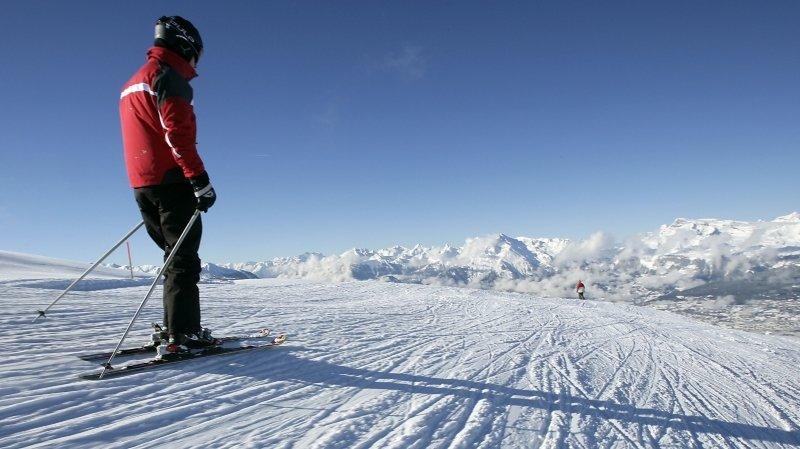 Le domaine skiable de Nax ouvre ce week-end