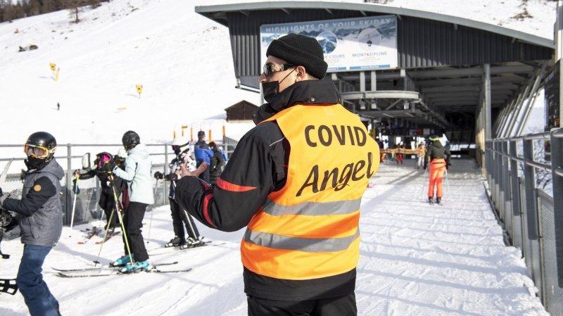 Coronavirus: des stations commencent à fermer une partie de leur domaine skiable pour économiser