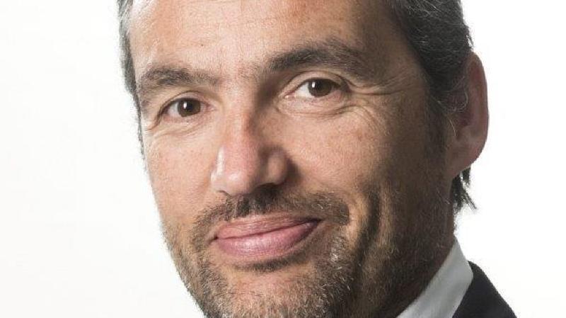 Pierre-Yves Debons est le premier chef du service Economie, innovation et tourisme de la Ville de Sion.