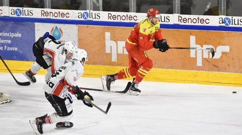 Hockey: Sierre et Viège ont échangé leurs positions par rapport aux prévisions du début de saison