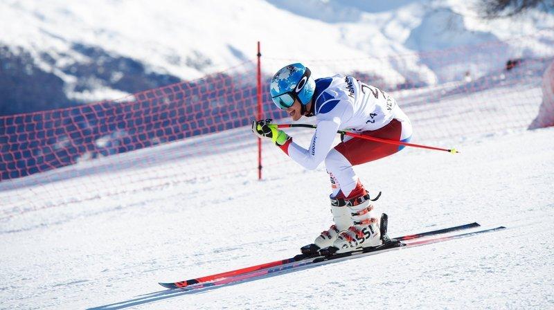 Ski handicap: Veysonnaz accueille l'élite mondiale durant deux semaines