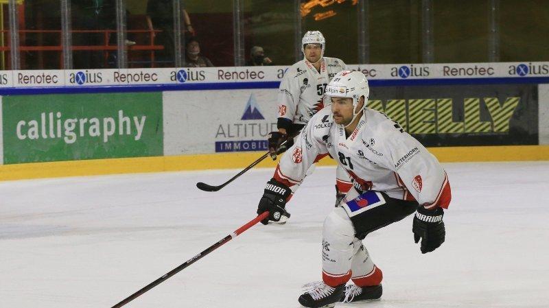 Hockey: Viège surprend Olten sur sa glace