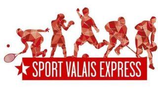Sport Valais Express: Théo Gmür remporte la première descente d'entraînement à Veysonnaz