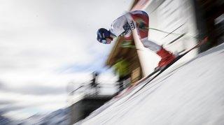 Coupe d'Europe: Arnaud Boisset inaugure brillamment la nouvelle piste de vitesse de Zinal