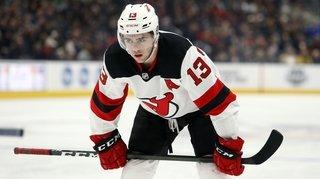 Nico Hischier, avant la reprise de NHL:  «Ça commence à devenir long…»