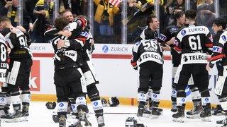 Hockey: Ajoie facile, Kloten défait sèchement
