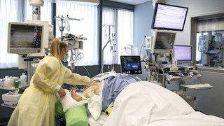Coronavirus: la Suisse compte 2260 nouveaux cas en 24 heures, 75 décès et 129 hospitalisations